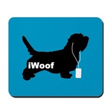 iWoof PBGV Mousepad