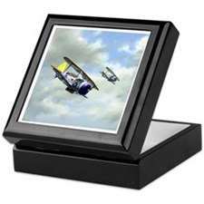 Keepsake Box - Curtiss Helldivers