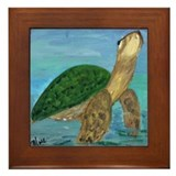 TURTLE Framed Tile