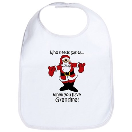 Who needs Santa Bib