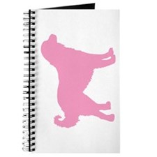 Pink Akbash Dog Journal
