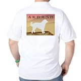 Hazy Sunrise Akbash T-Shirt