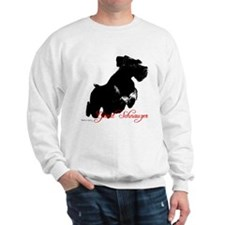 natural ear fly-jump Sweatshirt