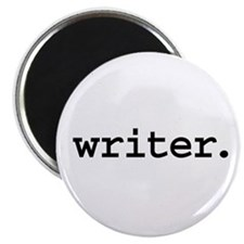 "writer. 2.25"" Magnet (10 pack)"