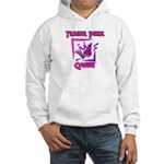 Trailer Park Queen Hooded Sweatshirt