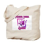 Trailer Park Queen Tote Bag