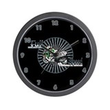 Full Speed Sportbike Wall Clock