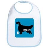 iWoof English Setter Bib