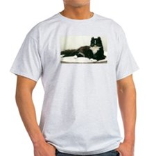American Curl Reclining Shirt