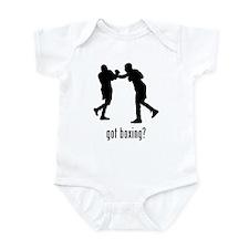 Boxing 2 Infant Bodysuit
