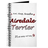Airedale Breathe Journal
