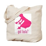 Hula Dancer 2 Tote Bag