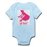 Hula Dancer 2 Infant Bodysuit