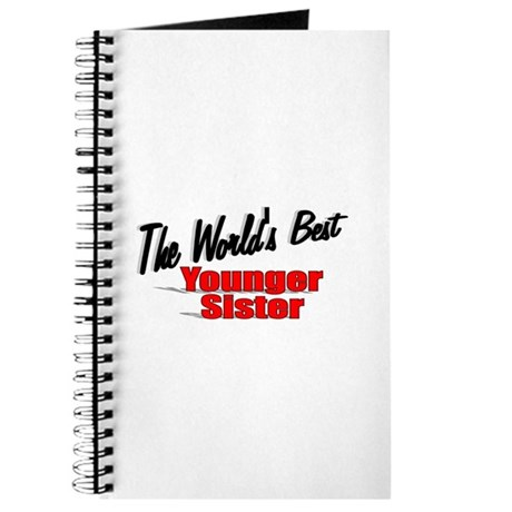 """The World's Best Younger Sister"" Journal"