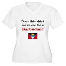 Make Me Look Barbudan T-Shirt