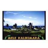 Mele Kalikimaka Kauai Postcards (Package of 8)