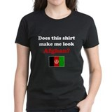 Make Me Look Afghan Tee