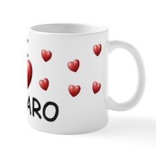 I Love Alvaro - Mug