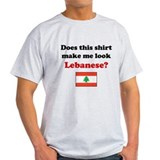 Make Me Look Lebanese T-Shirt
