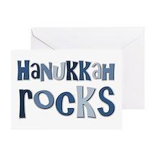 Hanukkah Rocks Greeting Card