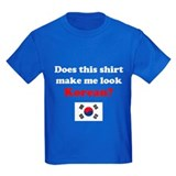 Make Me Look Korean T