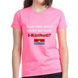 Make Me Look I-Kiribati Tee