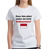 Make Me Look Indonesian Tee