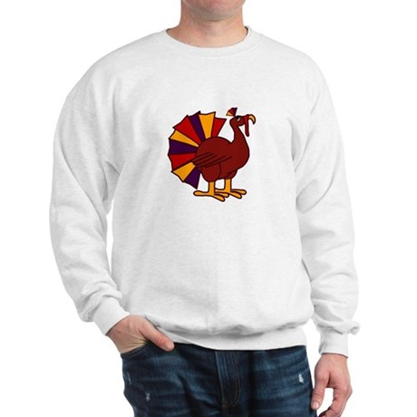 Funny Thanksgiving Turkey Sweatshirt