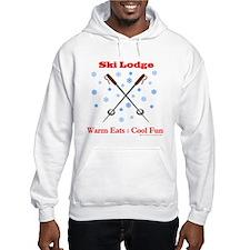 Ski Lodge Hoodie