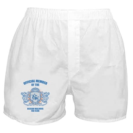 Belgian Malinois Boxer Shorts