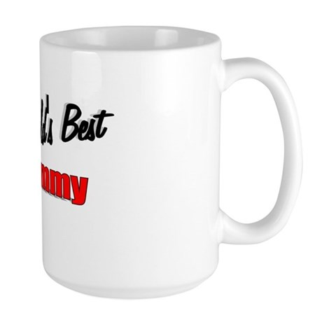 """The World's Best Grammy"" Large Mug"