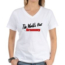 """The World's Best Grammy"" Shirt"