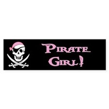 Pirate Bumper Sticker #4