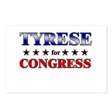 TYRESE for congress Postcards (Package of 8)