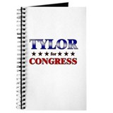 TYLOR for congress Journal