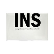 INS Rectangle Magnet (10 pack)