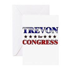 TREVON for congress Greeting Cards (Pk of 10)