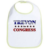 TREVON for congress Bib