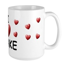 I Love Blake - Coffee Mug