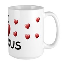 I Love Alexus - Mug