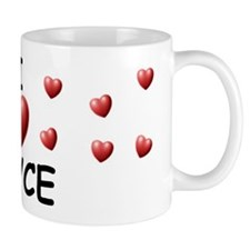 I Love Bryce - Coffee Mug