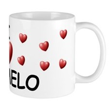I Love Carmelo - Mug