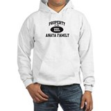 Property of Anaya Family Jumper Hoody