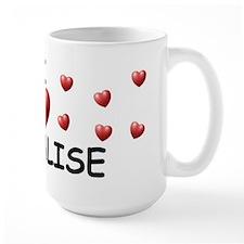 I Love Annalise - Mug
