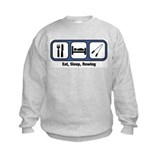 Eat, Sleep, Rowing Sweatshirt
