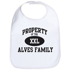 Property of Alves Family Bib
