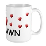 I Love Deshawn - Mug