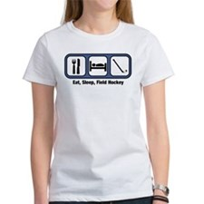 Eat, Sleep, Field Hockey Tee