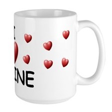 I Love Celine - Coffee Mug