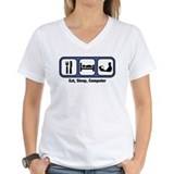 Eat, Sleep, Computer Geek Shirt